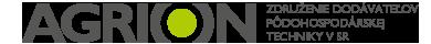 Agrion – Združenie dodávateľov pôdohospodárskej techniky v SR